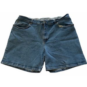 Jones Sport | Vintage Denim high waisted shorts